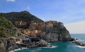 A nice view of Manarola.