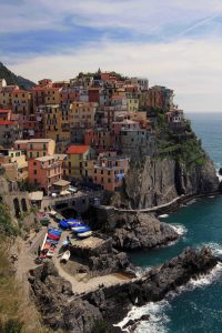 Another view of Manarola.