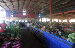 The market at Nadi.