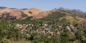 Navala - the only [mostly] traditional village remaining in Fiji.